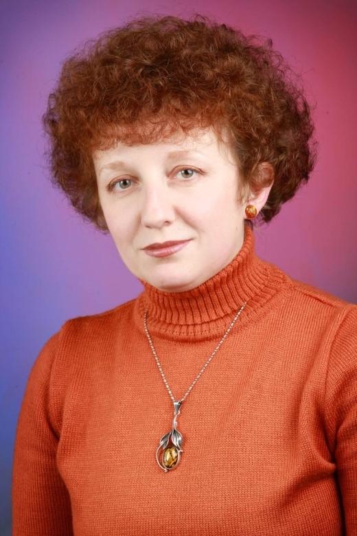 БЕРЕЗІНА  Інна  Вікторівна
