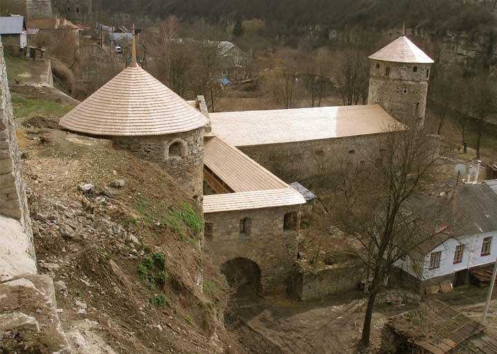 Руська брама після ремонтно-реставраційних робіт